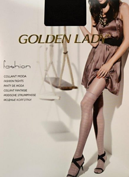 GOLDEN LADY PARIGI